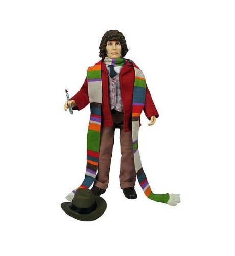 Bif Bang Pow! Doctor Who Action Figure The Fourth Doctor