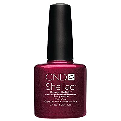 CND SHellac UV Color - Masquerade .25 oz.