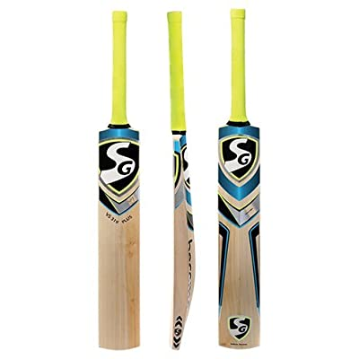 SG VS 319 Plus Kashmir Willow Cricket Bat- Short Handle