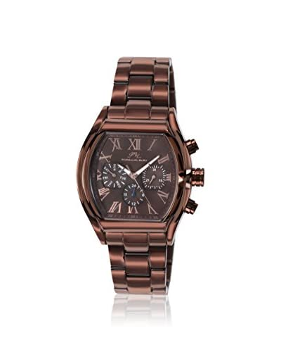 Porsamo Bleu Men's 202ABRS Bruno Brown Stainless Steel Watch
