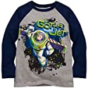 Disney Organic Raglan Sleeve Toy Story Tee for Boys