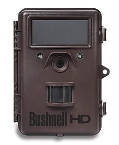 Bushnell Trophy Cam HD 2012 Black LED Caméra de chasse Marron