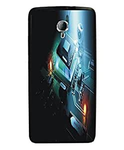 Techno Gadgets Back Cover for Samsung Galaxy S Duos S7562