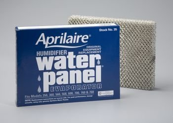 Aprilaire 35 Humidifier Filters, Genuine Media for Aprilaire Models 350, 360, 560, 568, 600, 700, 760 & 768 - 4 Pack