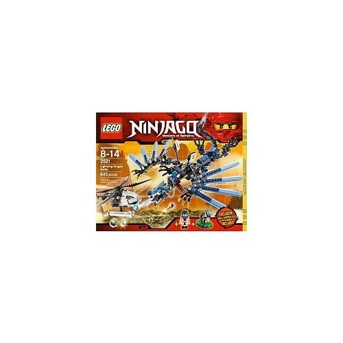 Ninjago Limited Edition Lightning Dragon Battle (2521) (Age: 8 and up