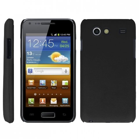 IRPot - COVER COBY ADATTA GALAXY ADVANCE S NERO I9070