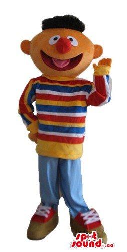 Ernie boy cartoon