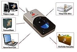 Digital Persona U.are.U 4500/5000 Fingerprint Scanner Fingerprint Sensor USB