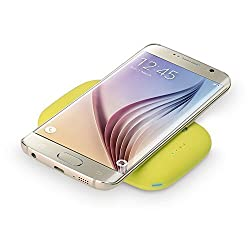 """Qi-infinityâ""""¢ Upgraded (2a USB Output with Wireless Receiver Built-in) Wireless Charger Power Bank (4000 Mah) for Qi Compatible Devices - Samsung Galaxy Note 4, Note 6, S5, S4, Nokia, Nexus 4, 5, 7 and Iphone, Ipod with Qi Receivers-lemon/green"""