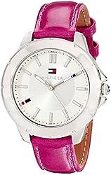 Tommy Hilfiger Women's 1781430 Analog Display Quartz Pink Watch