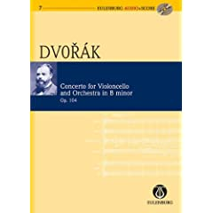 Concerto for Violoncello and Orchestra in B Minor/h-Moll: Op. 104 (Eulenburg Audio+Score)