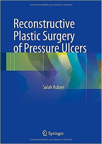 Reconstructive Plastic Surgery of Pressure Ulcers written by Salah Rubayi