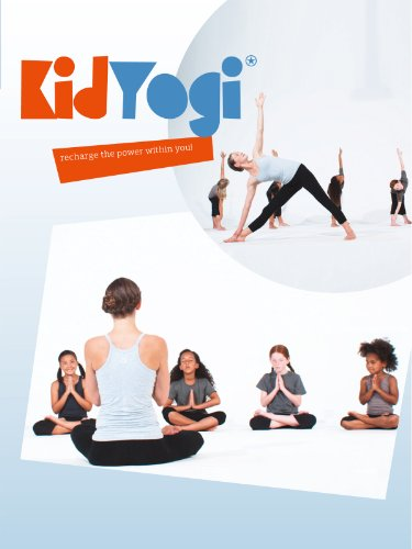 Kidyogi - Yoga For Children front-428227