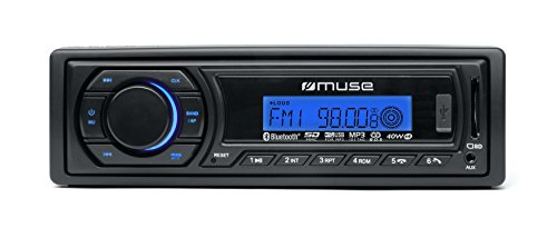 M-198 BT Kfz-Radio ohne Laufwerk (RDS, MP3, Bluetooth, USB)