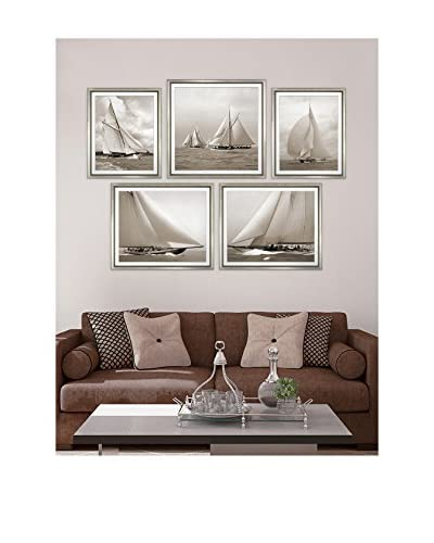 5-Piece Wall Art Collection, Yachts