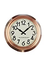 Premier Housewares Reloj De Pared Copper