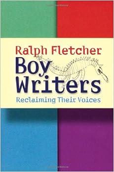 Amazon Com Boy Writers Reclaiming Their Voices border=