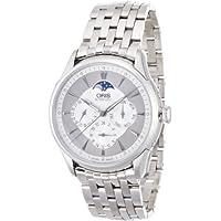 [オリス]ORIS 腕時計 アートリエ コンプリケーション 581 7592 4051M メンズ [正規輸入品]