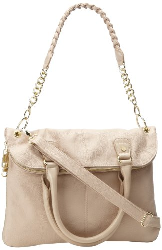 Steve Madden Bmaxiii Shoulder Bag,Sand,One Size front-1064424