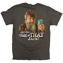 Get You Some of That Jack Uncle Si Duck Dynasty T-Shirt