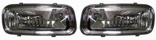 Ford Pickup (04-06) - F150 F-150 Truck Driving Fog Lamps Lights (Right & Left Pair Set)
