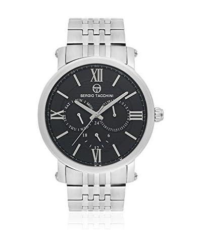 Sergio Tacchini Reloj de cuarzo Man Plata 46 mm