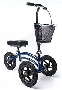 Amazon.com: All Terrain KneeRover Steerable Knee Scooter