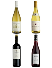 Wine Lovers Dozen - Mixed Case of 12