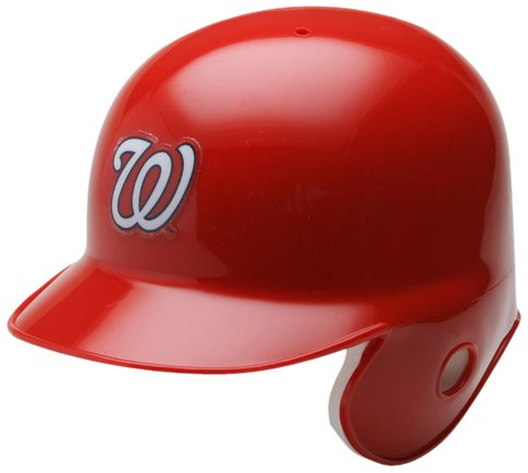 MLB Washington Nationals Replica Mini Baseball Batting Helmet