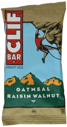 Clif Bar Oatmeal Raisin Walnut 68g (Pack of 12)