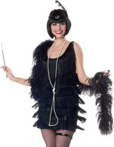 1920s fashion: women's & men's 20s fashion trend