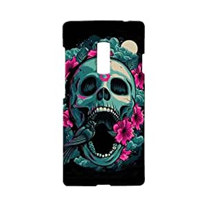 BLUEDIO Designer 3D Printed Back case cover for Oneplus 2 / Oneplus Two - G1071