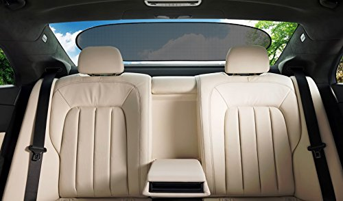 rear car sun shade premium baby car window shade for rear windshield is best for blocking over. Black Bedroom Furniture Sets. Home Design Ideas