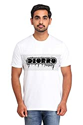 Snoby Deorro Print T-Shirt (SBY15165)