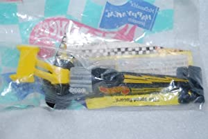 McDonalds Happy Meal 1992 Vintage Hot Wheels Dragster
