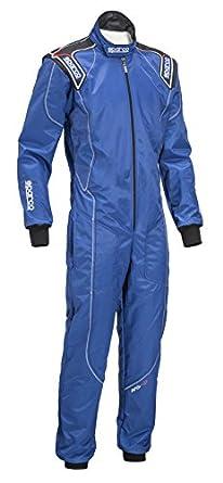 Sparco - Combinaison Ks-3 Baby Bleu 130