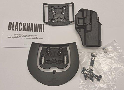 BlackHawk CQC™ Concealment Holster Matte Finish Glock 19 ...