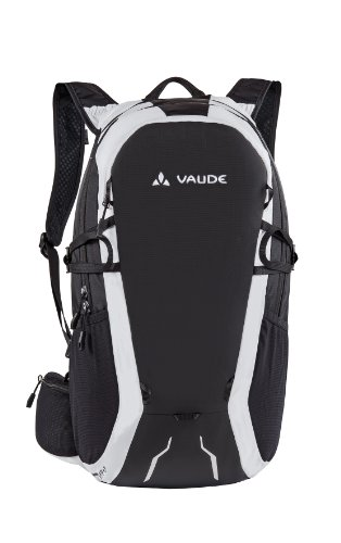VAUDE Damen Rucksack Roomy, 17+3 Liter, schwarz/cottage grey, 11707
