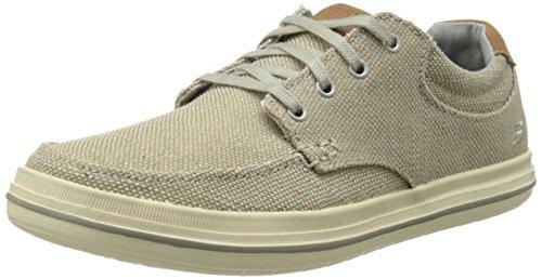 Skechers Define- Soden - Sneakers da Uomo, colore Verde (KHK), taglia 45