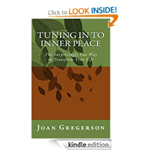 Tuning In to Inner Peace - book cover