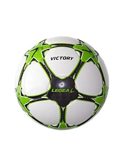 Legea Pallone da Calcio Victory [Verde/Nero]