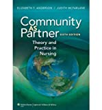 img - for Community as Partner: Theory and Practice in Nursing (Paperback) - Common book / textbook / text book