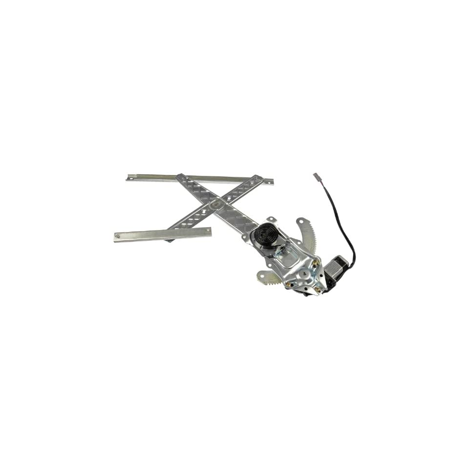 Dorman 741 849 Ford F 150 Front Passenger Side Power Window Regulator with Motor