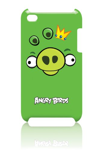 Gear4 Angry Birds Case for iPod touch 4G (Pig King)
