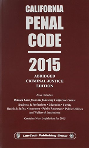 an analysis of the penal code in the state of california usa Drunk driving in the united states the california state supreme california's catch-all provision was previously found in california vehicle code.