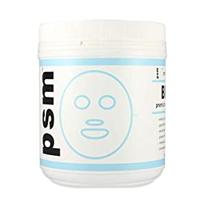 psm BRIGHT Premium Modeling Algae Peel Off Facial Mask Powder 17.6 OZ (1.1LB / 500g)