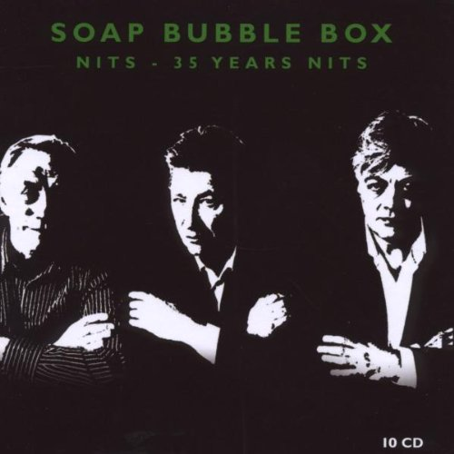 Soap Bubble Box