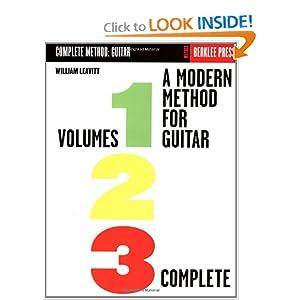 A Modern Method for Guitar - Volume 3 (Guitar Method) William Leavitt