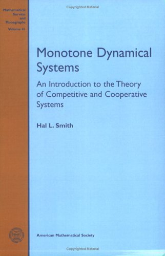 Monotone Dynamical Systems