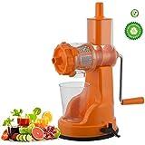Floraware® Orange Fruits & Vegetable Juicer With Steel Handle - B01G6QYA02